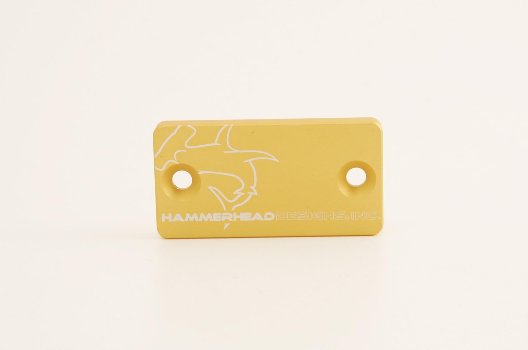 Suzuki Front Brake Master Cylinder Cap | Hammerhead Designs