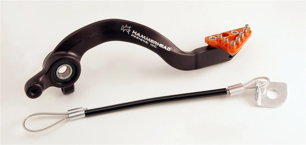 KTM 65SX Forged Rear Brake Pedal