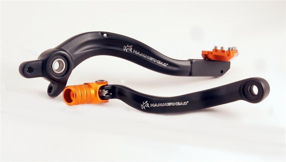 KTM 85SX/105SX Forged Brake Pedal & Shift Lever Combo Kit