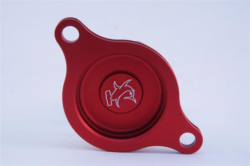 Honda CRF450R Oil Filter Cover