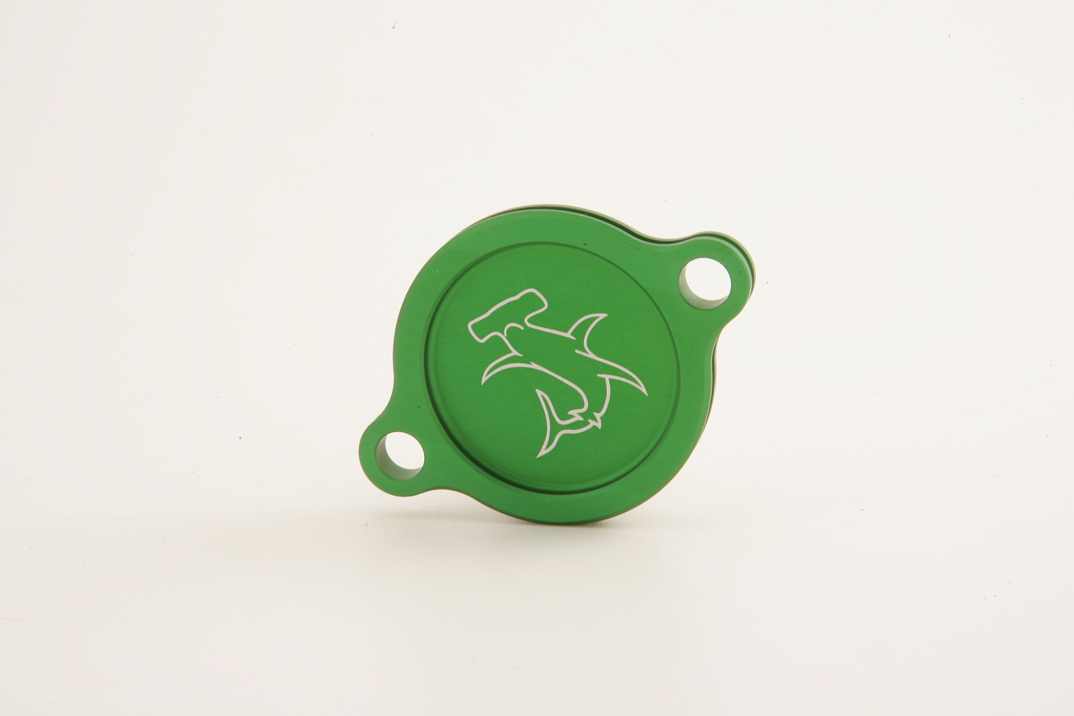 Kawasaki KX250F Oil Filter Cover