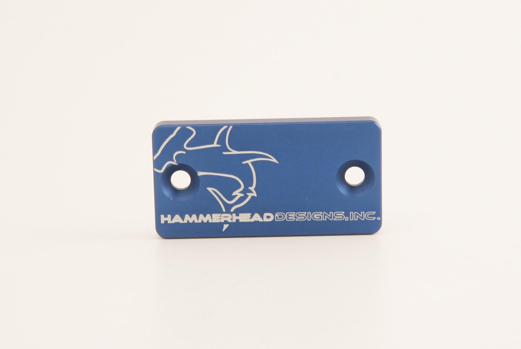 Yamaha YZ85/YZ125/YZ250/WR250F/YZ250F/WR450F/YZ450F Front Brake Master Cylinder Cap